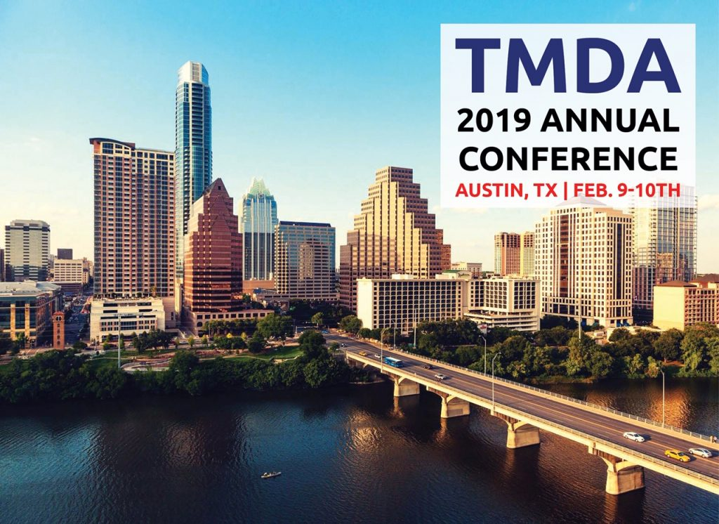 TMDA Web Conference Banner